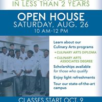 Helms College Open House