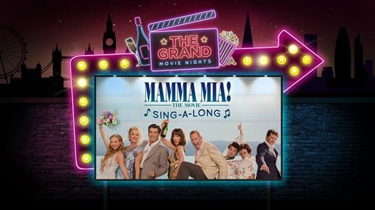 Mamma Mia Sing-A-Long Movie Night