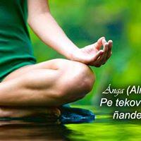 Workshop Yoga Reflexologia alimentacion Sana