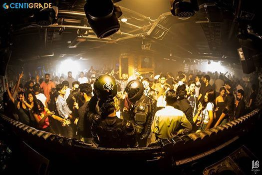 Area 59 ft. DJ Gags & Solrak at CloudNYN  16th Feb.
