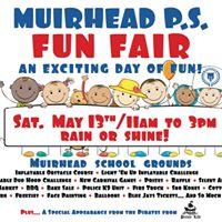 Muirhead P.S. 8th Annual Fun Fair