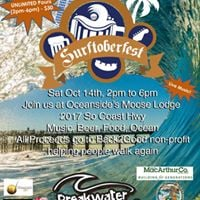 Surftoberfest - Help Vets &amp those in need walk again