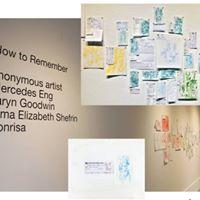 Taryn Goodwin Performance and Creative Writing Workshop