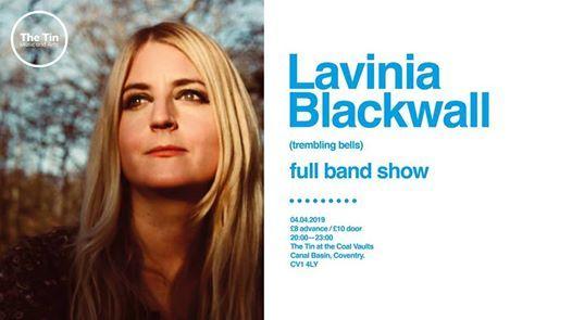 Lavinia Blackwall (Full Band Show)