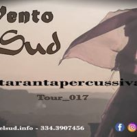 VENTO DEL SUD in concerto - Ausonia (FR)