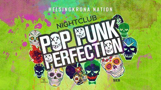 Nightclub Pop Punk Perfection - Helsingkrona