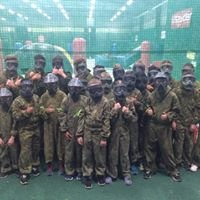 Paintball Open Sessions Kids 9-15 years