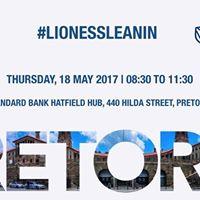 Lioness Lean In Breakfast Event - Pretoria