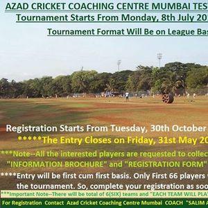 ACCC Mumbai Test League 2019