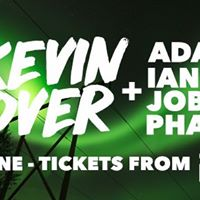 Driven presents Kevin Over