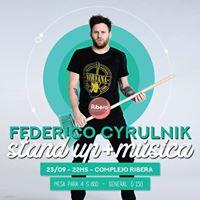 Federico Cyrulnik Stand Up  Msica