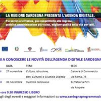 LAgenda Digitale della Sardegna