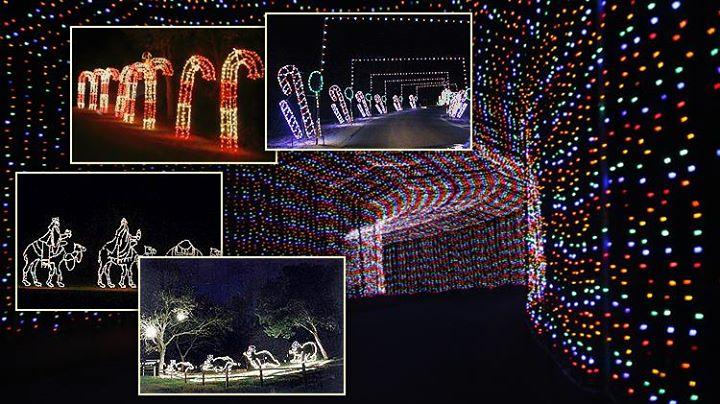Blora: Christmas Light Tour