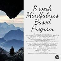8 Week Mindfulness Based Program