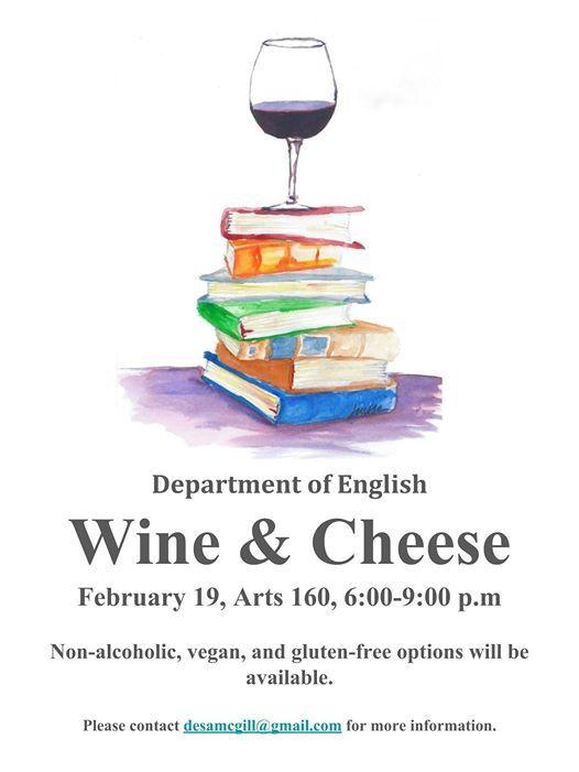 DESA Winter Wine & Cheese