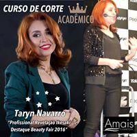Curso de Corte com Taryn Navarro