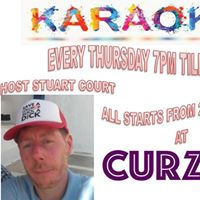 Krazy Karaoke With Disco Down the Curzon