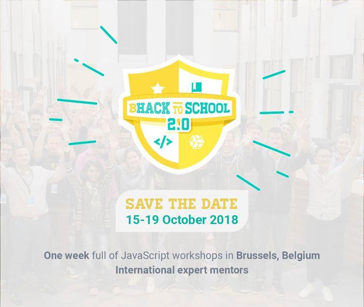 BHack To School 2018
