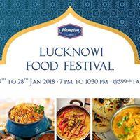 Lucknowi Food Festival