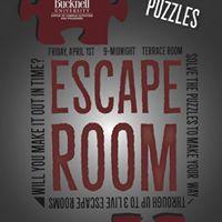Lewisburg Escape Room