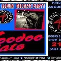 Frankly Fictitious Album Release Party