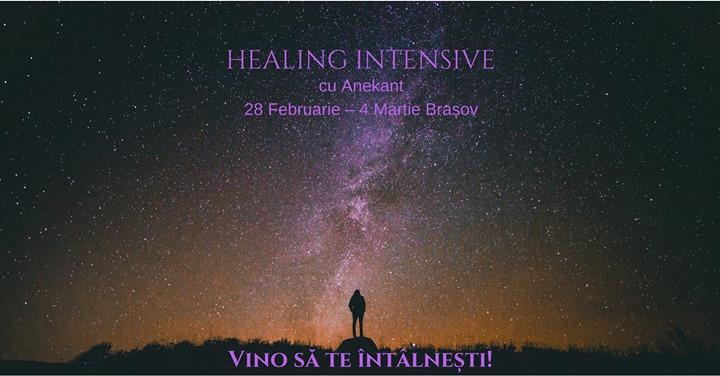 Healing Intensive cu Anekant