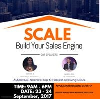 SCALE - Build Your Sales Engine