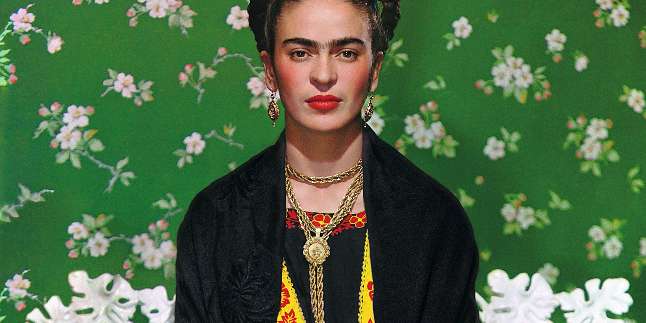 The style loves and art of Frida Kahlo - with Marie-Anne Mancio