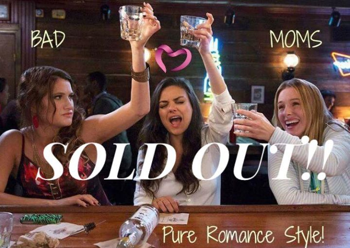 a bad moms christmas sold out