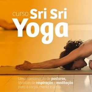 RJ - Barra da Tijuca - Curso Sri Sri Yoga