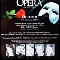 Dinner and a Show The Phantom of the Opera by Dirk Kuiper