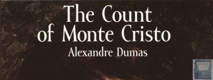 Aaliyas Big Book Club - The Count of Monte Cristo