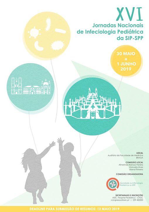XVI Jornadas Nacionais de Infeciologia Peditrica