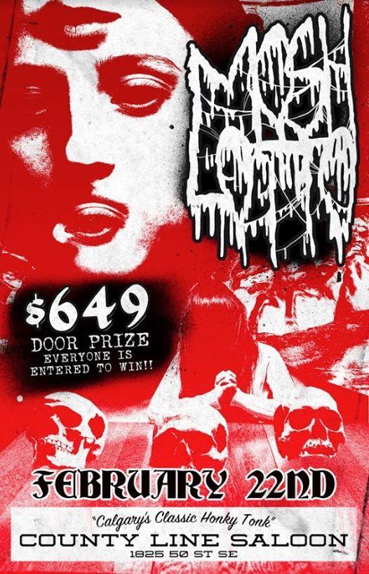 Mosh Lotto -heavy metal show