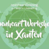 Xanten  openheartWorkshop  Tagesseminar