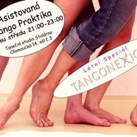 Tangonexion - asistovan praktika