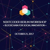 Workshop Blockchain for Social Innovation