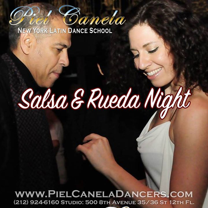 Salsa On1 and Rueda Practica