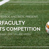 Interfaculty Sports LawSoc v MedSoc v BSoc