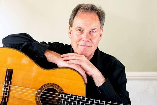 Paul Gregory guitar  NCH International Guitar Series