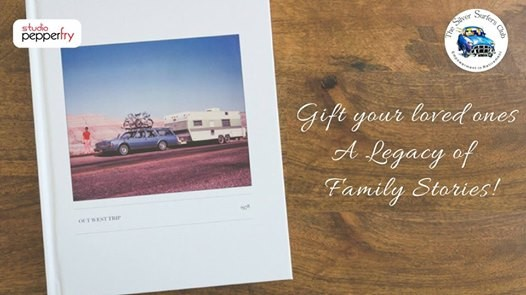 Gift a Legacy of Memories - A Story Writing Workshop