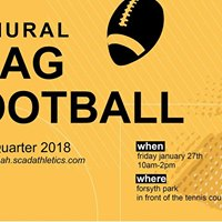 SCAD Intramural Flag Football