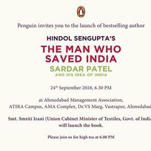 The Man Who Saved India by Hindol Sengupta