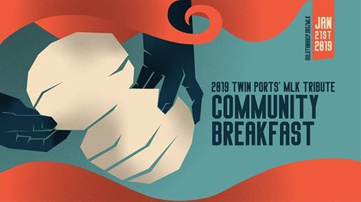 2019 Twin Ports MLK Tribute Breakfast Program