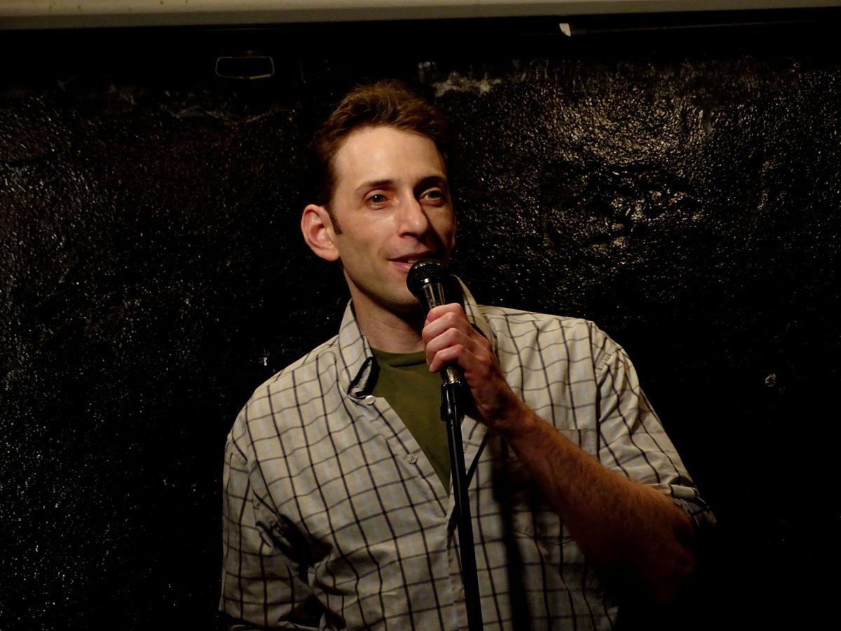 DoublePlusGood Comedy show