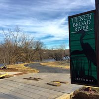 French Broad River Greenway Cleanup