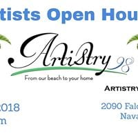 Artists OPEN HOUSE