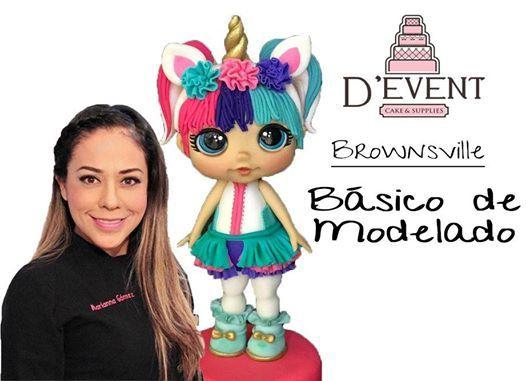Curso Basico Modeladp-LOL Unicornio