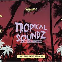 Tropical Soundz w Dj Sonix Fr 2710 Mauser Club