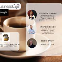 5. Business Caf Slavonija Slavonski Brod - Autentina srdanost